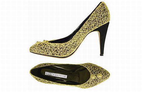 Sapato de ouro