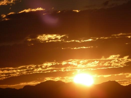 Nascer do sol Curitiba