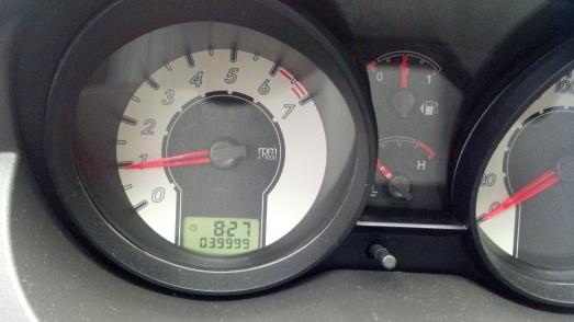 39999km do Migo